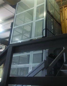 A CIP C Series VRC Lift