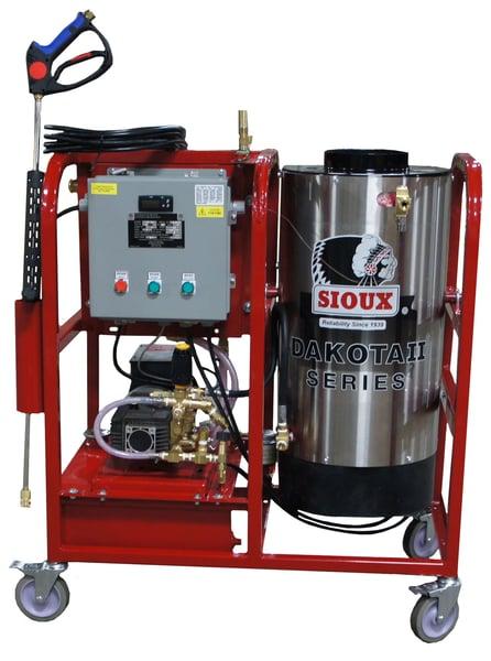 H3D750 Pressure Washer