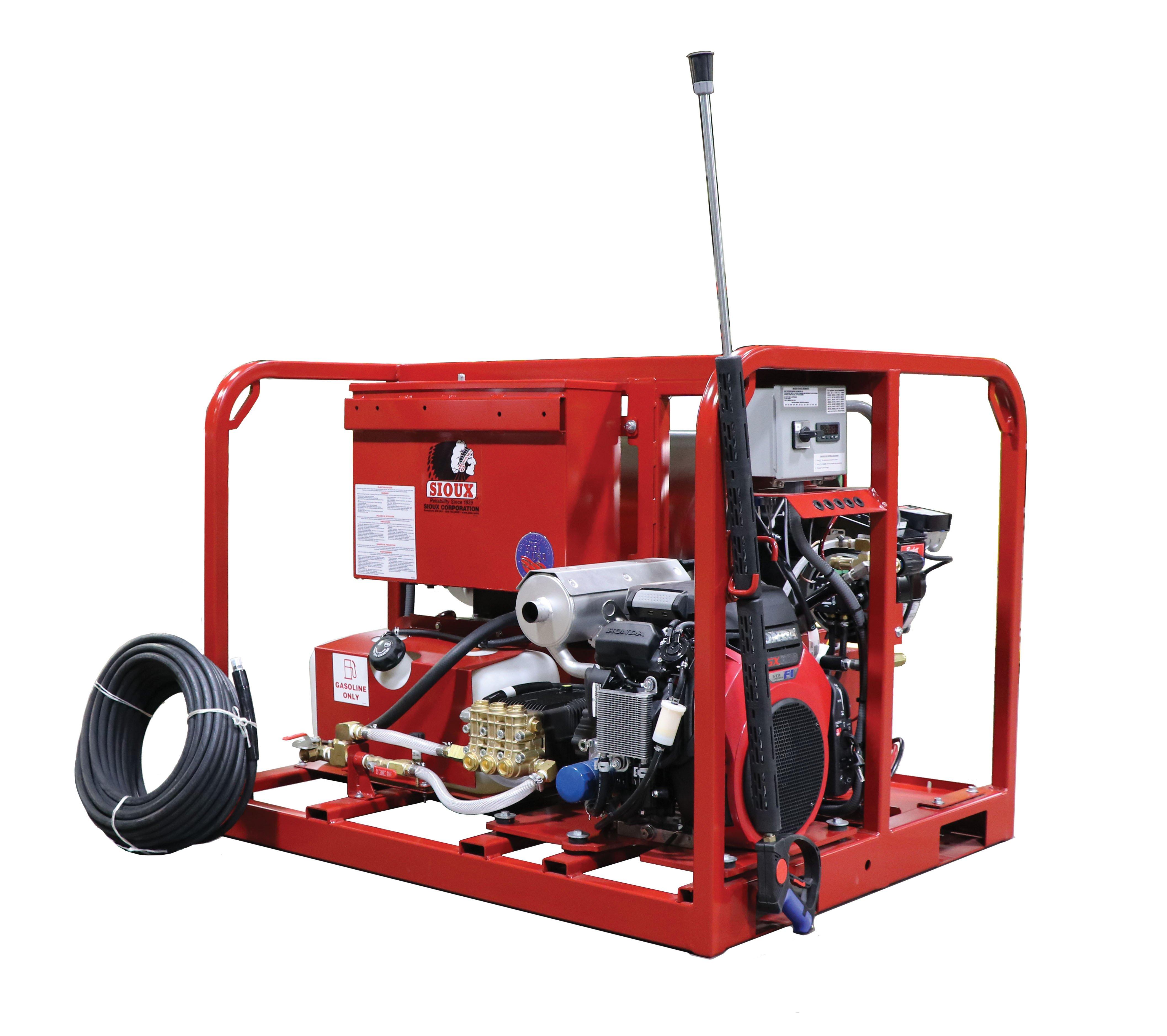 H5.5D3000-G Pressure Washer