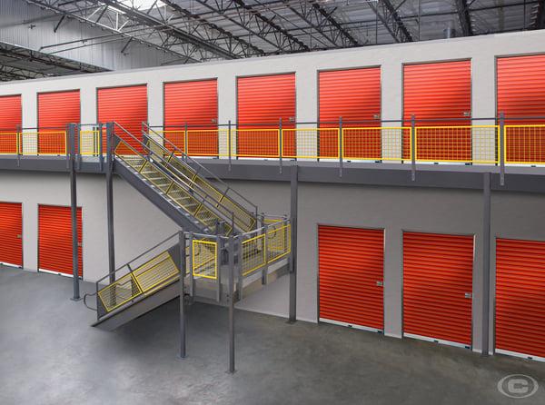 M31 - self-storage-facility-mezzanine-2