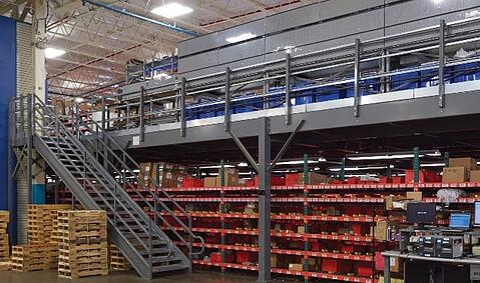 Your business should get ready to enjoy mezzanine floor advantages