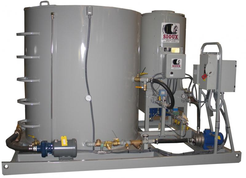 Sioux HWP Series Water Heater