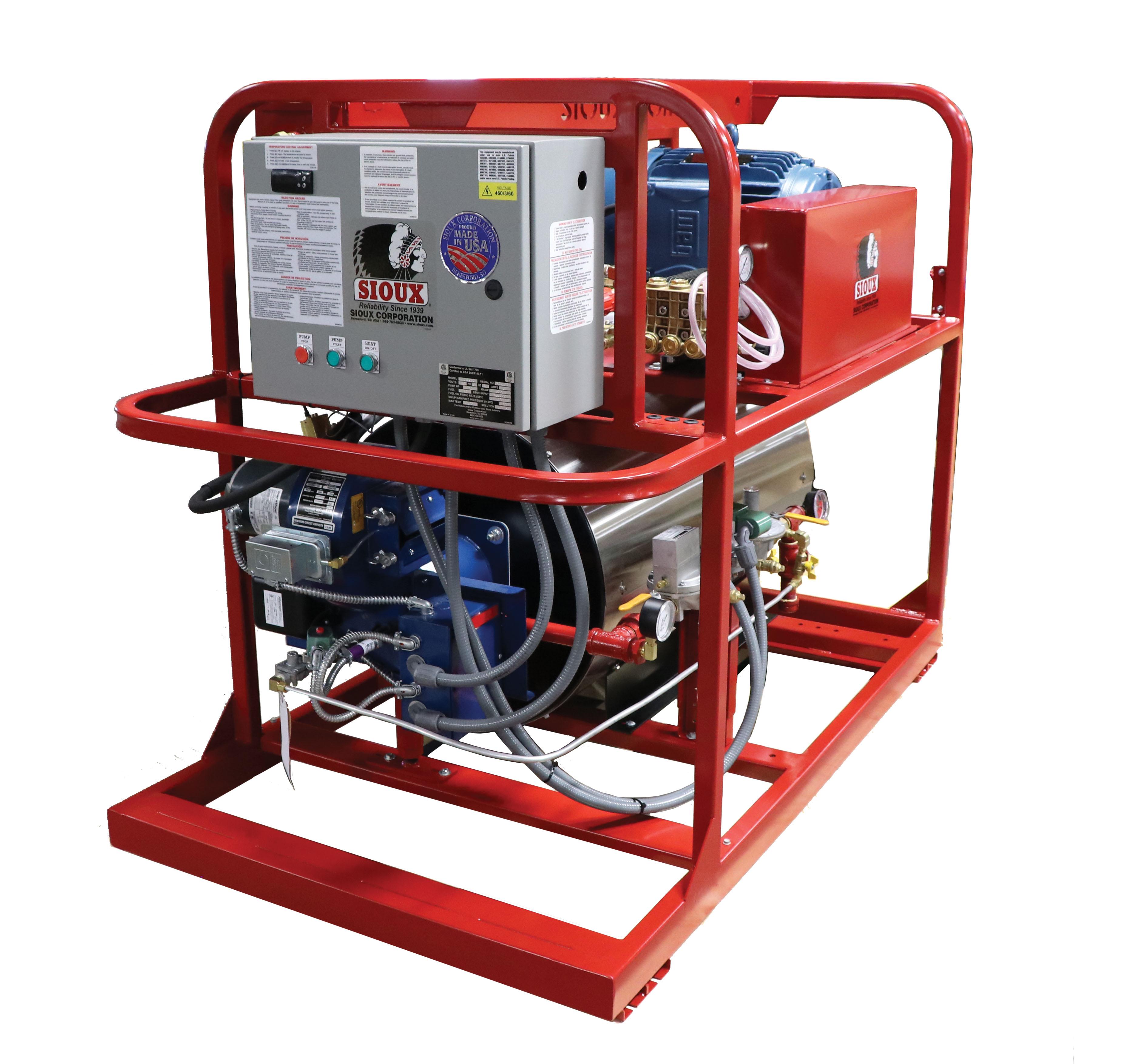 H10N3000 Pressure Washer