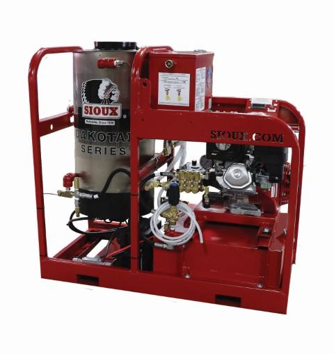 H3D3500-G Pressure Washer