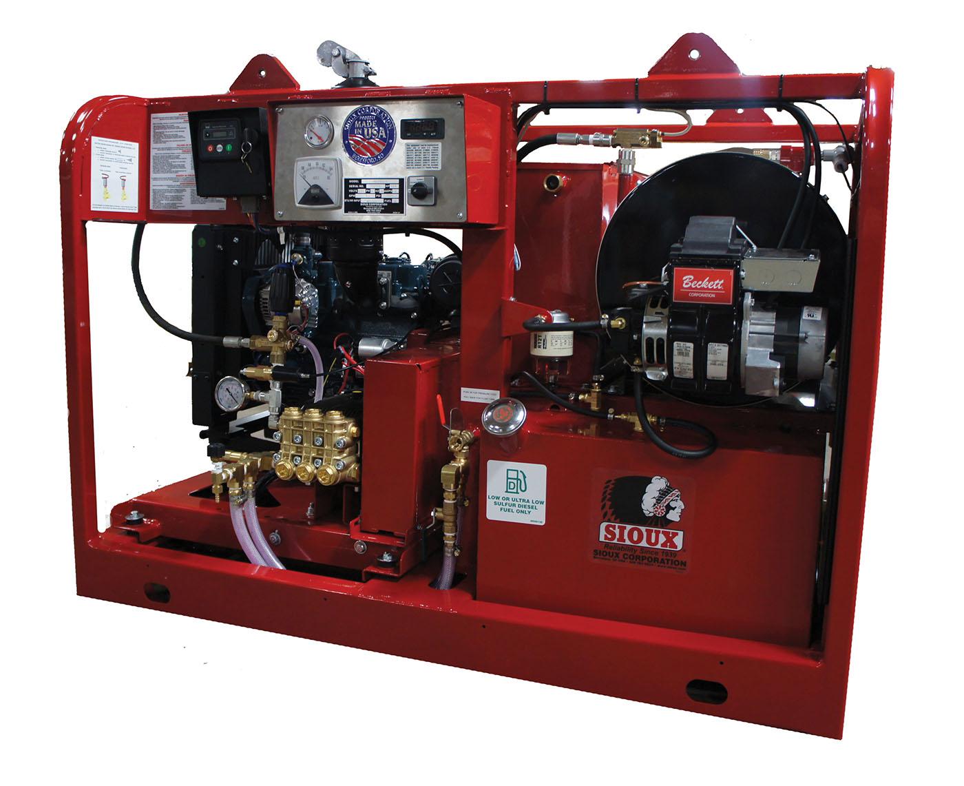 H5D3500-D Pressure Washer