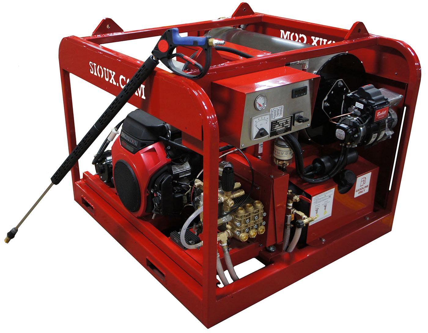 H5D3500-G Pressure Washer