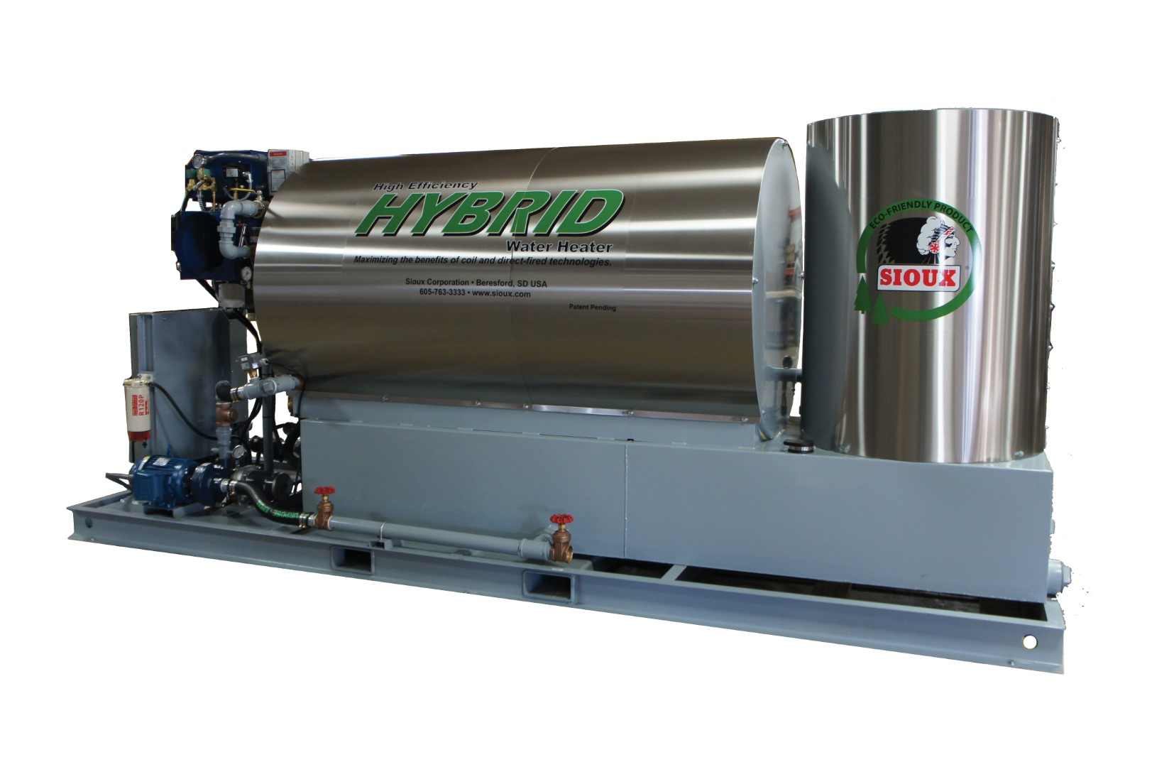 Sioux HH-3 Hybrid Water Heater