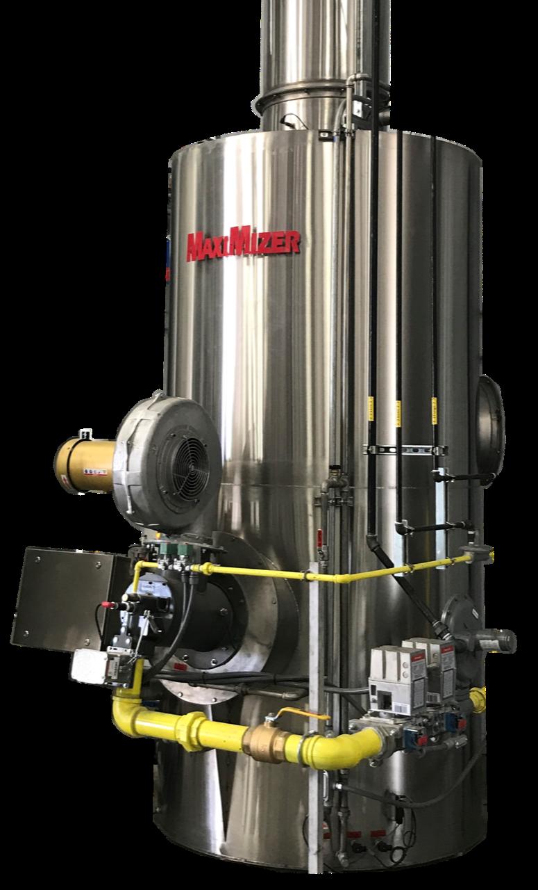 MaxiMizer Direct Contact Water Heater